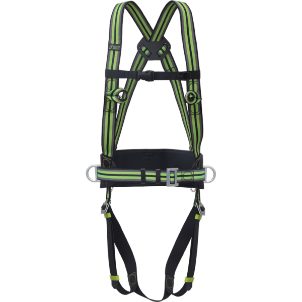 Kratos Body harness 2 attachment points with belt, PPE