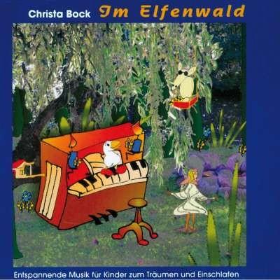 Entspannungs CD, Im Elfenwald, für Kinder ab 8 Jahren