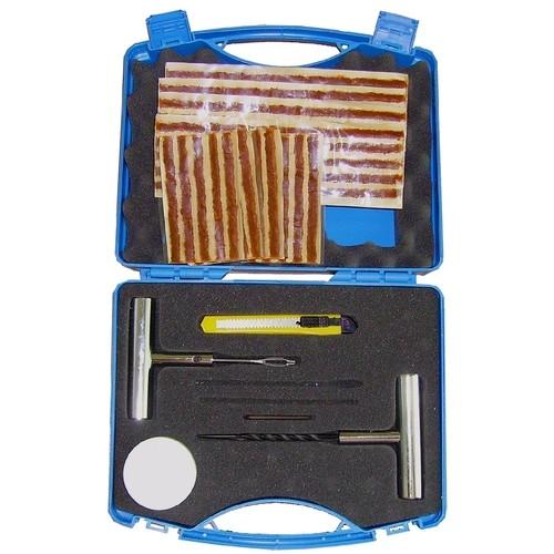 Grewi Tire-Repair-Kit, jeu d'outils pour voitures, camions pour la réparation auto-soudée des pneus