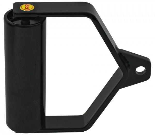 Robert BarabanPoignée roulante, 50 mm, 100% acier, revêtement noir
