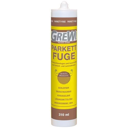 Grewi parquet joint, paintable sealant, 310 ml cartridge, various colours