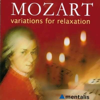 Entspannungsmusik CD, Mozart