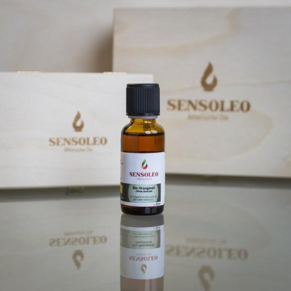 Sensoleo Orangen Öl Bio