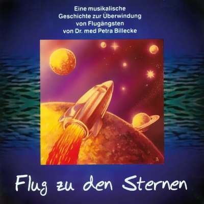 Entspannungs CD, Flug zu den Sternen, zur Überwindung von Flugangst