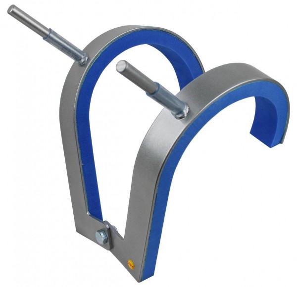 Robert Baraban Front Squat Harness, Best for Bodybuilder, for More Power, Grey - Blue